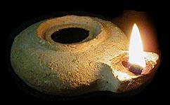 Herodian Lamp